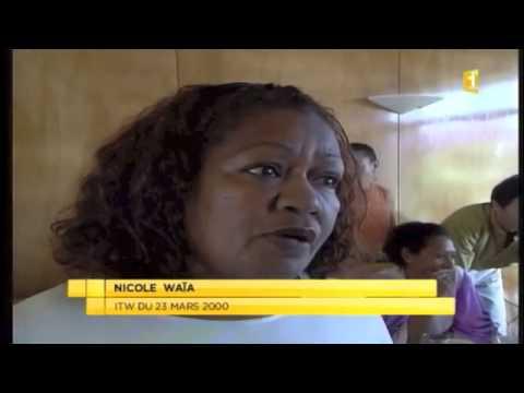 Disparition de Nicole Waïa