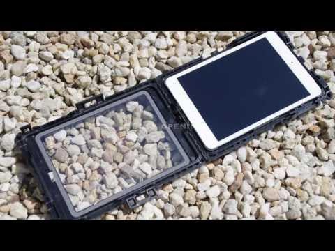Ipad mini waterproof case фотография