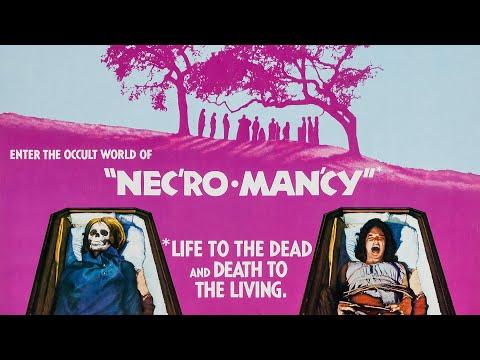 Necromancy (1972) Blu-ray vs. recolor