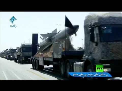 العرب اليوم - شاهد: إيران تكشف عن صاروخ باليستي جديد مداه 2000 كم
