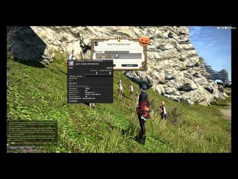 [PC] Final Fantasy XIV ARR – Moonfire Faire and return to PC!!! 08/14/14