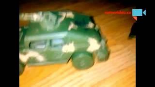 VIDEO DNE: Jak projede americký konvoj Českem...