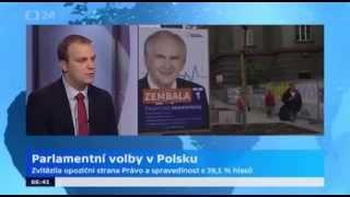Parlamentní volby v Polsku