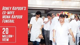 Video Boney Kapoor's ex-wife Mona Kapoor Funeral MP3, 3GP, MP4, WEBM, AVI, FLV Desember 2017
