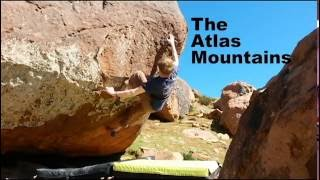 In April 2016 I traveled to Oukaimeden in Morocco to try my hand at first-ascents for the first time...Aidan Castelli came with me to film my exploits, and here is the fantastic trailer he put together for the full film, which should be released in the next few days! Keep your eyes peeled....