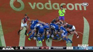 Southern Kings v Stormers Rd.3 Super Rugby Video Highlights 2017