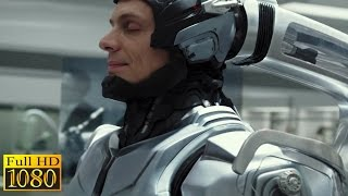 Robocop  2014    Time To Wake Him Up  1080p  Full Hd