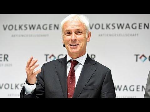 Volskwagen: Στροφή στα ηλεκτρικά μοντέλα μετά το σκάνδαλο