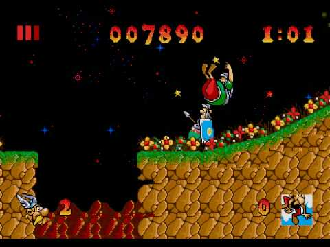 asterix and the great rescue genesis rom