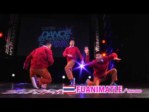 【GDC 5th】GATSBY DANCE COMPETITION 2013-2014:ASIA GRANDFINAL/FUANIMATLE【THAILAND】