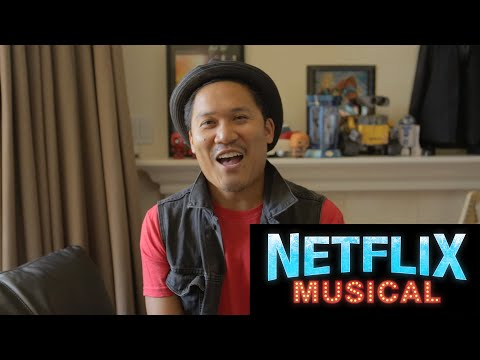 gsmaestro - Subscribe to GeorgeShawMusic: http://goo.gl/EqNXpe Behind the scenes with Harry Shum Jr., Chrissa Sparkles, George Shaw, Jeffrey Gee Chin, and Dante Basco on Netflix Musical. For More George.