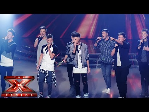 stereo - Visit the official site: http://itv.com/xfactor Stereo Kicks have taken the Judges' advice from last week and have treated everyone to an acoustic start to t...