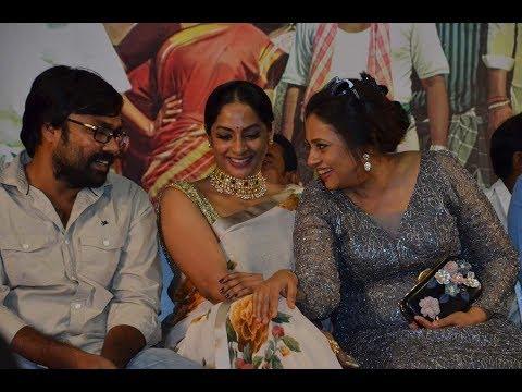 Actress Lakshmi Ramakrishnan Speech Andava Kaanom Movie Audio Launch TCG Exclusive Video