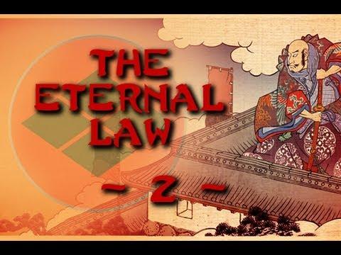 The Eternal Law - Total War: Shogun 2 (Radious Mod) Narrative Let's Play - Episode Two
