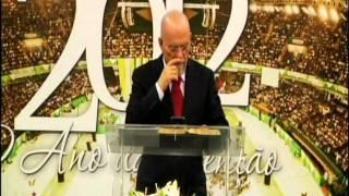 Mensagem ministrada pelo Pr. Márcio Valadão (noite) – 19/2/12