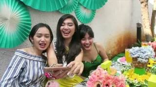 Video Bridal Shower Pool Party with My Ladies MP3, 3GP, MP4, WEBM, AVI, FLV Februari 2018