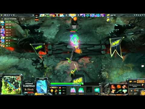 Navi - Watch this video on - http://www.own3D.tv/v/776677 | | Subscribe me on own3D - http://www.own3D.tv/DotA - Uploaded via own3D.tv - gaming video platform.