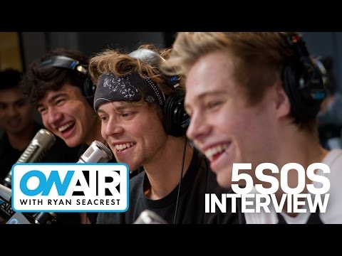 air - The boys of 5SOS dropped by the studio to announce their 2015 US concert tour! PART 1: http://youtu.be/z5HHlnyYgTY PART 2: http://youtu.be/vk4DSFwciZc PART 3: http://youtu.be/QD9fH4QCzd0 SUBSCRIBE...