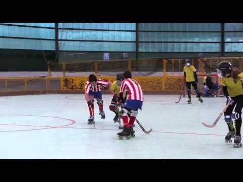 Hockey Patines Alevín Lagunak - Rochapea