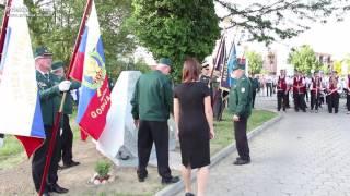Odkritje spominskega obeležja in osrednja prireditev v počastitev 25. junija