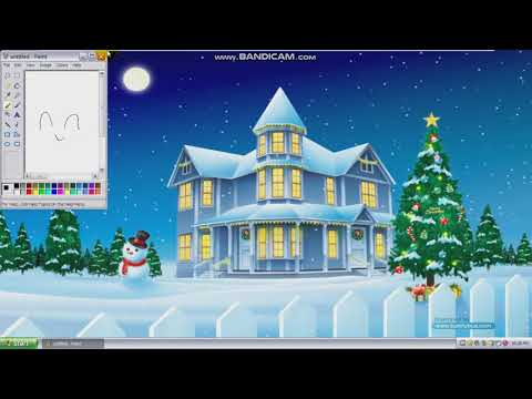 Windows XP Theme - Christmas 2004 Remastered! (WIP)