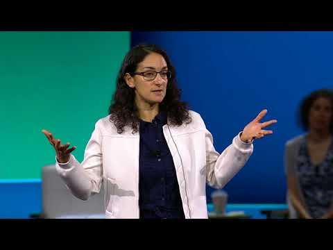 Video Thumbnail for: Mayo Clinic Transform 2017 - Session 7: Closing the Gap: Halima Khan
