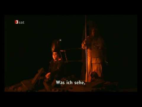 Das Rheingold 7/8 - R. Wagner - Weiche Wotan weiche (Erda Wotan)