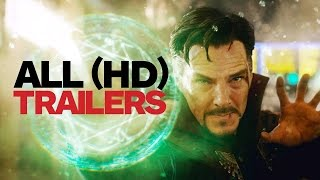 Nonton Doctor Strange  2016    All Trailers   Clips Film Subtitle Indonesia Streaming Movie Download
