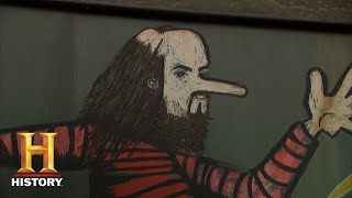 American Pickers: Mike and Frank Purchase a Piece of Rock History (Season 19) | History