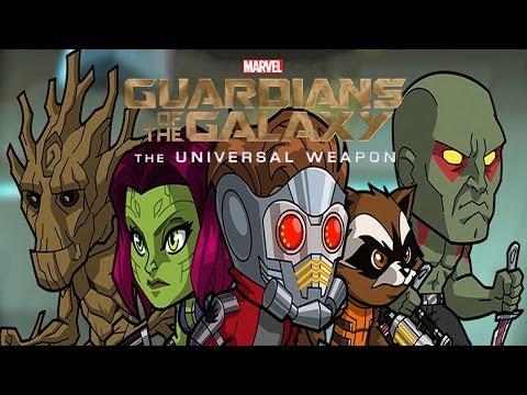 Guardianes de la Galaxia: A...