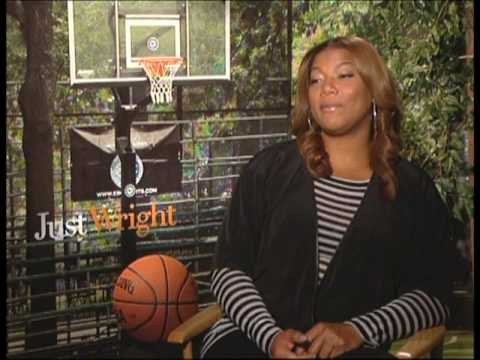 JUST WRIGHT Interviews with Queen Latifah and Common