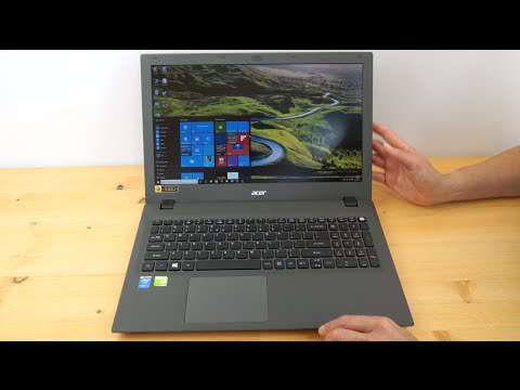 Acer Aspire E5 Review