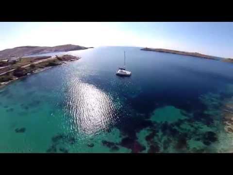 kea: un'isola campagnola meta dei weekender ateniesi
