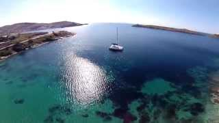 Kea Greece  city photos : Kea-Tzia,Cyclades,Greece, Drone Views