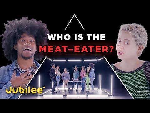6 Vegans vs 1 Secret Meat Eater | Odd Man Out