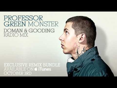 Professor Green - Monster (Doman & Gooding Radio Mix) [Official Audio]