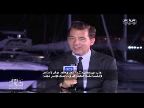 """كلايف أوين في """"الجونة السينمائي"""": هذا الفيلم مثال للفيلم المصري الجيد"""