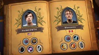 Monsanto vs HotMEOWTH, game 1