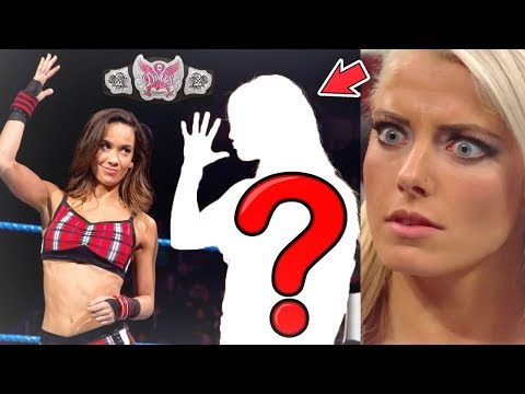 IS THIS FORMER WWE DIVAS CHAMPION RETURNING TO THE RING?!?