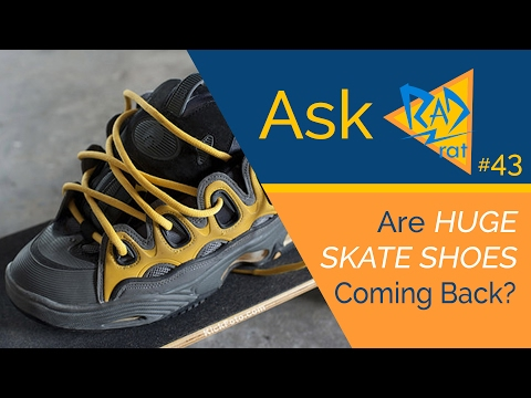 #AskRadRat (43) - What's the Point of Concave? Are Big Shoes Coming Back?