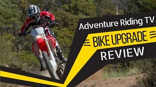 10. Offroad Bike Upgrade | Adventure Riding TV