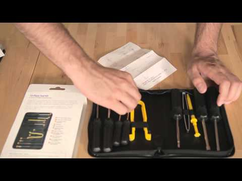 Belkin 10-piece toolkit - out of the box