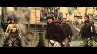 Nonton Attack On Titan Part 2   End Of The World   Trailer Hd 2015 Film Subtitle Indonesia Streaming Movie Download