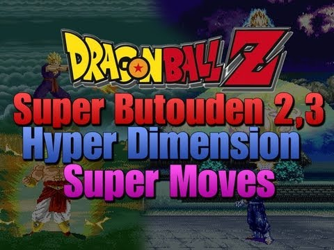 trucos de dragon ball z hyper dimension super nintendo