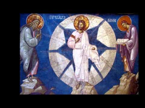 la trasfigurazione di gesù e la trasfigurazione di noi stessi.