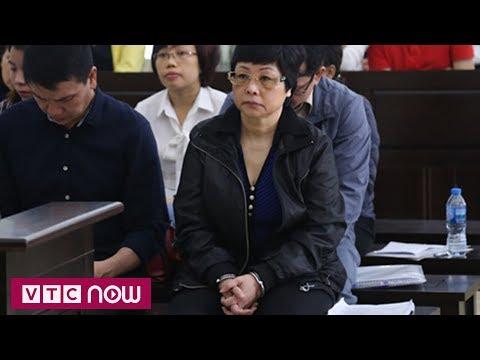 Y án chung thân cựu ĐBQH Châu Thị Thu Nga | VTC1 - Thời lượng: 118 giây.