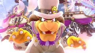 Super Mario Odyssey - Bowser Battle - Part 9