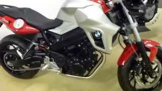 4. 2013 BMW F 800 R 87 Hp 200 Km/h 124 mph * see also Playlist