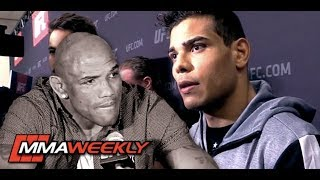 For Paulo Costa, UFC 241 Fight with Yoel Romero is Personal by MMA Weekly