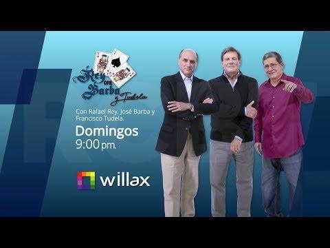Rey con Barba y Tudela: Más impuestos en el país. Foronda y el #LUM - MAY 20 - 1/4  Willax